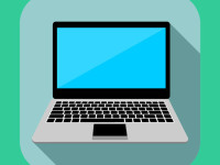 Flat-laptop-icon