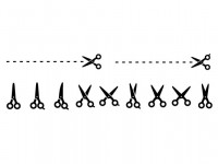 Silhouette-Scissors
