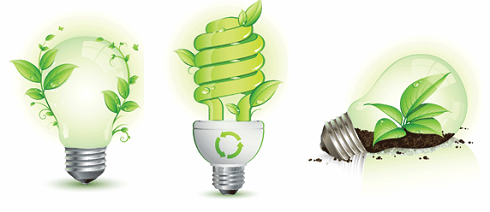 3-Green-Leaf-and-Energy-Saving-Lamps-Vector