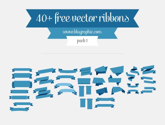 41-Vector-Ribbons