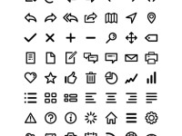 Dripicons-80-Free-Vector-Line-Icon-Font