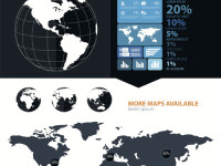 Economy-Infographics-design-elements