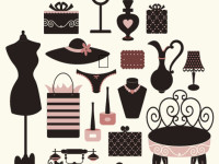 Free-Girly-Vector-Collection