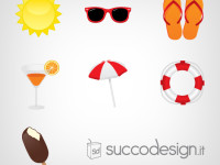 Free-Summer-Icon-Vector-Set