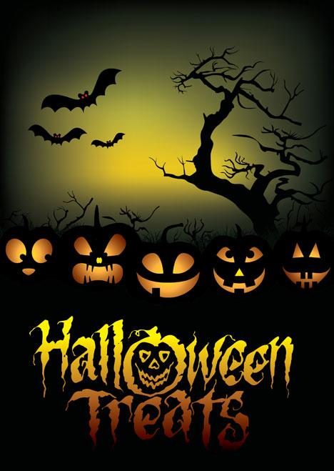 Halloween-Treats-Poster