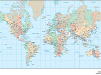 World-Map-Time-Zones-Vector