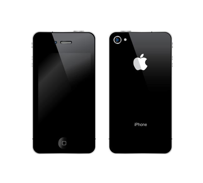 iPhone-4-Vector
