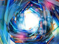 Abstract-Speed -Background-Vector-Graphic