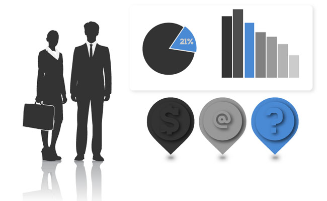 Business-Vector-Silhouettes-Pack