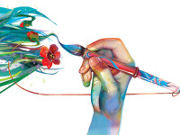Creative-Artists-Hand-Illustration