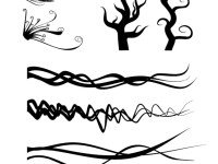 Floral-Branches-Vector