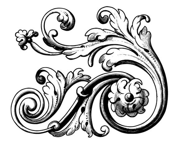 Flourish-Vector-Sample