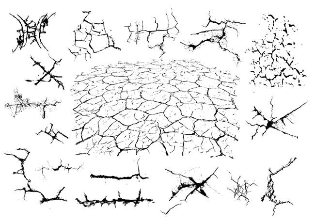 Free-Vector-Grunge-Cracks-Graphic-Design