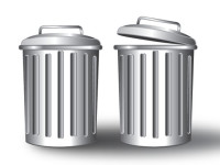 Free-Vector-Trash-Can-Gray-Metallic