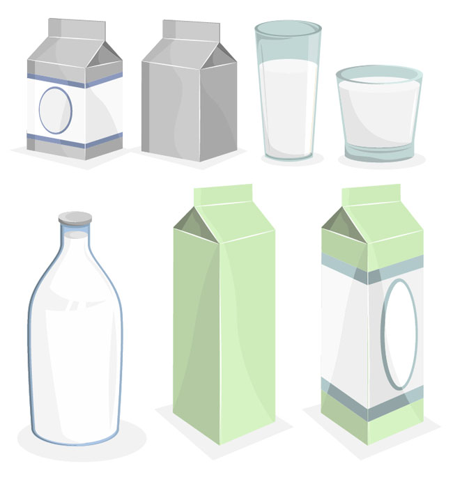 Free-vector-related-to-milk