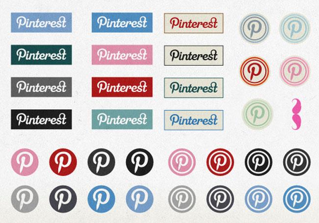 Pinterest-icons