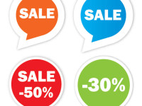 Sale-stickers-vector-set