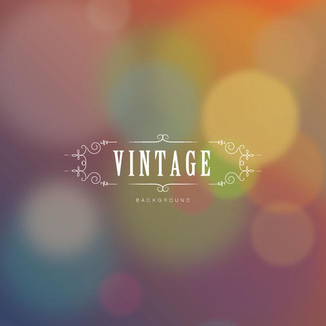 Vintage-Background-Vector