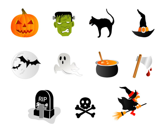 11-Halloween-themed-icons