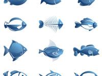 12-Blue-Fish-Vector