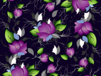 Elegance-Floral-Pattern-Vector-Background