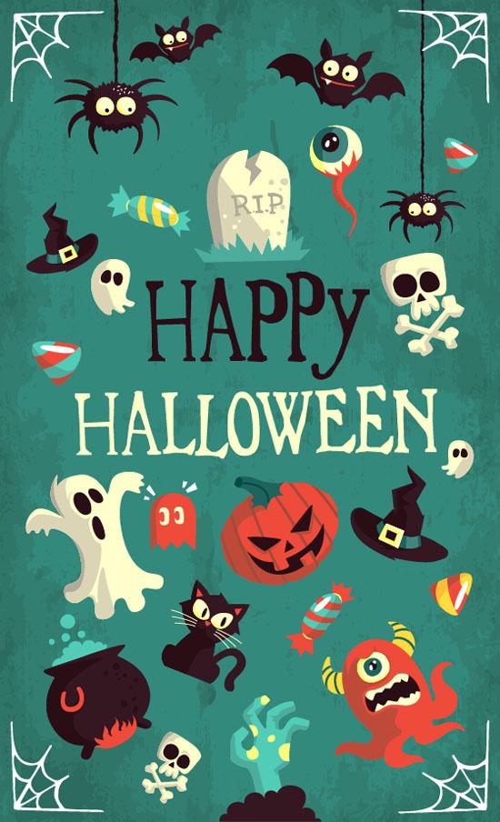 Halloween-Vector-Art-Pack