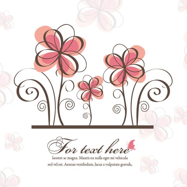 Vector-Spring-Floral-Background