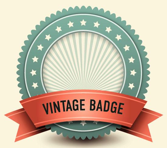 Vintage-Badge-Vector-Graphic