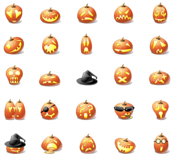 Vista-Style-Halloween-Pumpkin-Emoticons