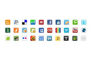 30-Social-Media-Mini-Icon-Pack