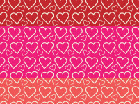 Heart-outline-seamless-vector-pattern