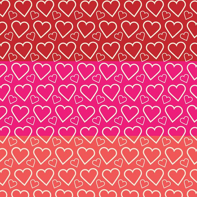 Heart-outline-seamless-vector-pattern