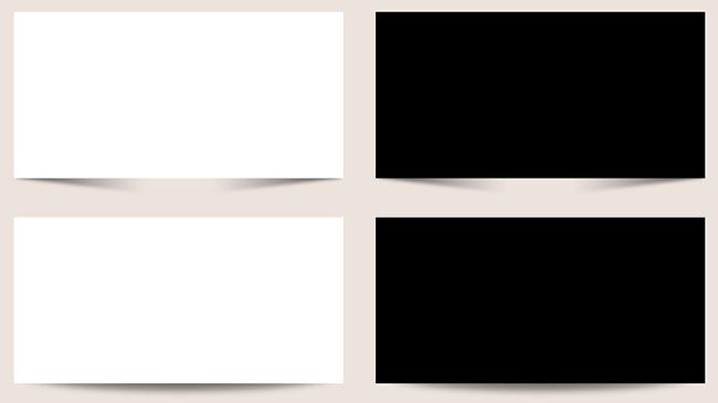 Realistic-Box-Shadows