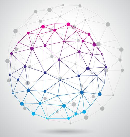 Communication-Network-Vector-Illustration