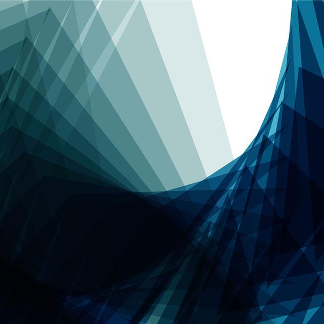 Blue-Background-Vector-Design