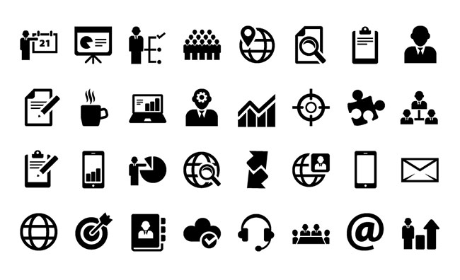 Business-Vector-Icon-Set
