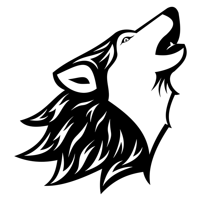 Howling-Wolf-Tattoo