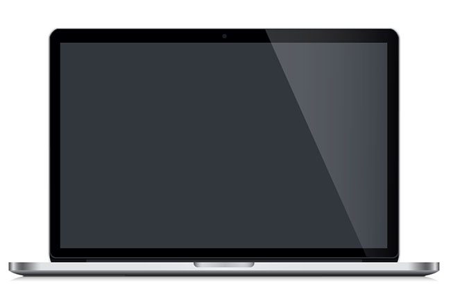 Macbook-Pro-Vector-Mockup