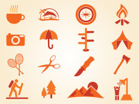Camping-Icons-Pack