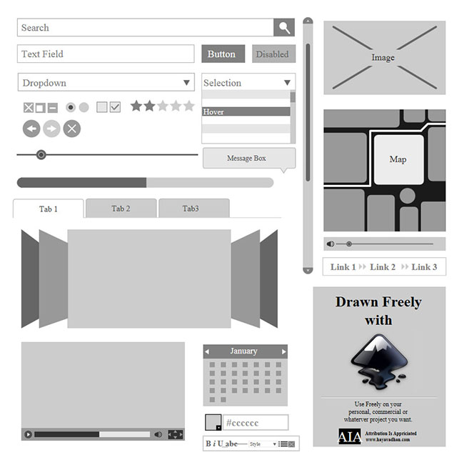 UI-Elements-done-in-Inkscape