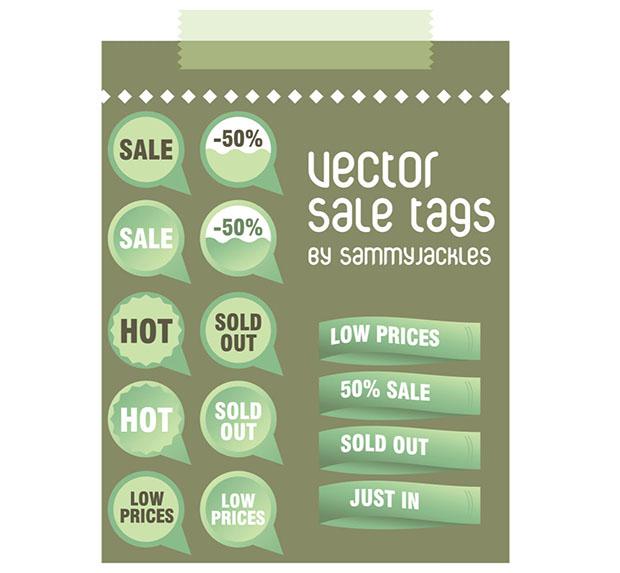 Vector-Sale-Tags