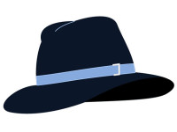 Fedora-Hat-vector