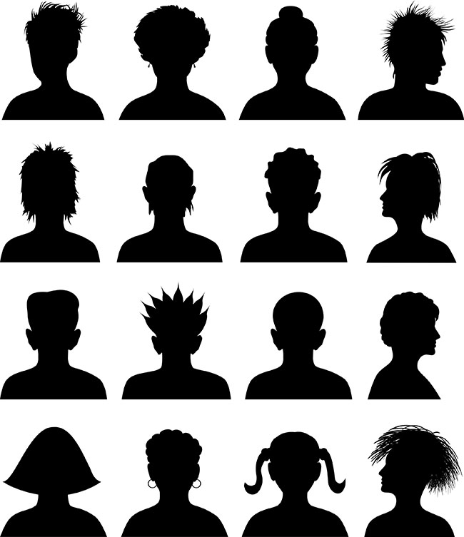16-Avatar-Silhouettes