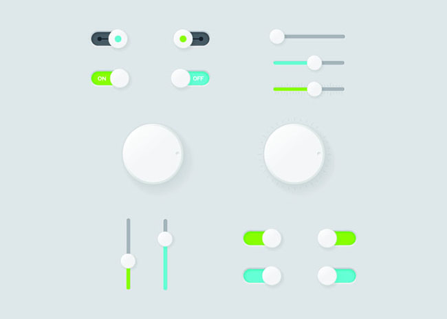Vector-UI-Design-Buttons