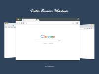 4-Free-Flat-Vector-Browser-Mockups