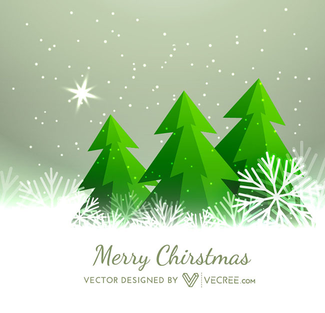Christmas-Tree-Vectors