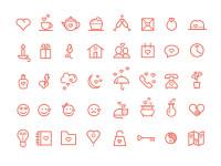 Valentines-Day-icon-set