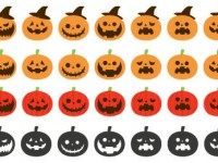 Halloween-Pumpkins-Expressions-Flat