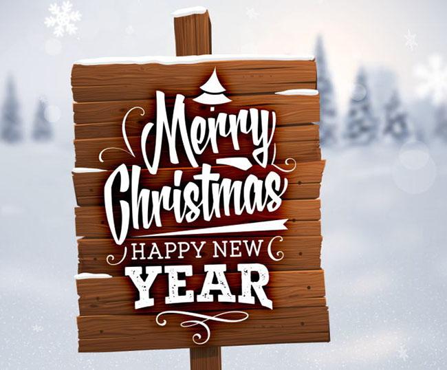 Merry-Christmas-Greeting-Sign