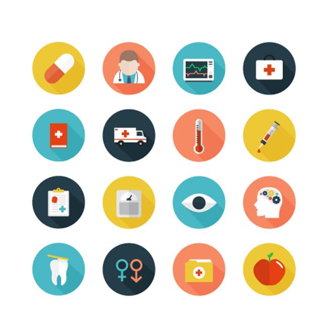 Free-Healthcare-Icons-set